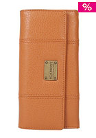 ELEMENT Womens Stone Clutch caramel