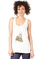 ELEMENT Womens The Vanishing Bird Long top IVORY