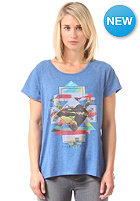ELEMENT Womens View S/S T-Shirt olympian blue