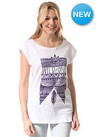 ELEMENT Womens Wild One S/S T-Shirt white