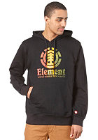 ELEMENT Woven Hooded Sweat black