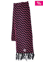 ELEMENT Zigzag Scarf black