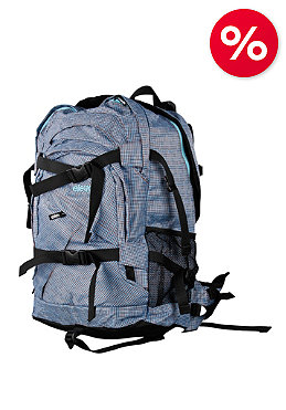 ELEVEN Cero Day Hiker Backpack light blue/poppy orange
