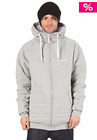ELEVEN Charge Padded Hooded Zip Sweat 2012 heather grey