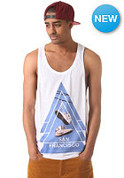 ELEVEN PARIS Sanfran Deb Tank Top white