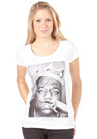 ELEVEN PARIS Womens Biggie S/S T-Shirt M99 white