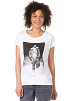 ELEVEN PARIS Womens Kali S/S T-Shirt wei�