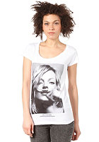 ELEVEN PARIS Womens Kapy S/S T-Shirt M99 white