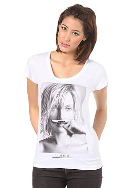 ELEVEN PARIS Womens Kilbil S/S T-Shirt white