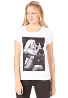 ELEVEN PARIS Womens Lada S/S T-Shirt M99 white