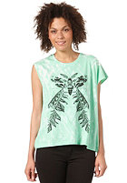 ELEVEN PARIS Womens Papillon S/S T-Shirt t�rkis