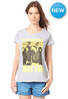 ELEVEN PARIS Womens Rumbo S/S T-Shirt grau