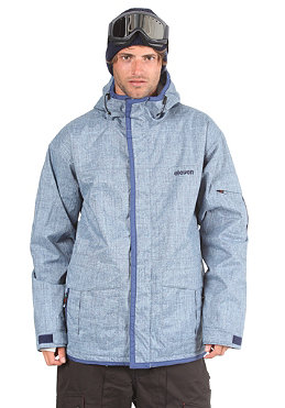 ELEVEN Root Jacket 2012 light blue/navy
