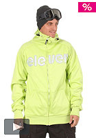 ELEVEN Tune Softshell Jacket 2012 pistache