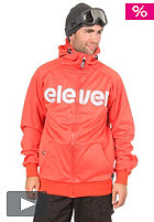 ELEVEN Tune Softshell Jacket 2012 poppy orange