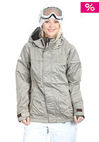 ELEVEN Womens Esley Jacket 2011 sand/emerald