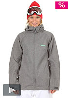ELEVEN Womens Lina Softshell Jacket 2012 heather grey