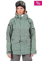 ELEVEN Womens Soma Jacket 2012 dk.grey/m.blue h.grey