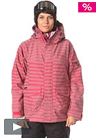 ELEVEN Womens Soma Jacket 2012 red/heather grey