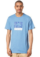 EMERICA Combo 10 S/S T-Shirt blue/heather