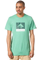 EMERICA Combo 10 S/S T-Shirt green heather