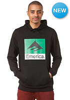 EMERICA Combo Smu Hooded Sweat black