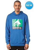 EMERICA Combo Smu Hooded Sweat blue
