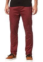 EMERICA HSU Carlin Chino Pant maroon
