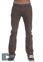 EMERICA HSU Signature Slim Pant chocolate