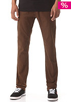 EMERICA Hsu Slim 5 Pkt Chino Pant chocolate