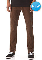 EMERICA HSU Slim 5 Pocket Pant chocolate