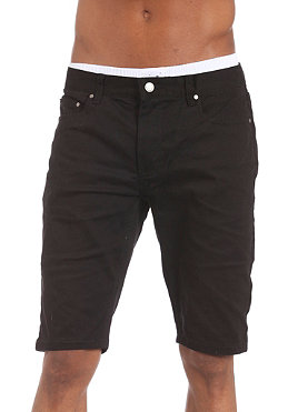 EMERICA HSU Twill Short black wash