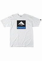 EMERICA Kids Combo 10 S/S T-Shirt white/blue