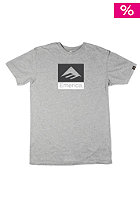 EMERICA KIDS/ Combo S/S T-Shirt grey heather