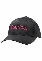 EMERICA KIDS/ Pure Flexfit Cap black/purple