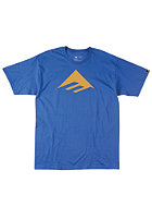 EMERICA Kids Triangle 7.0 S/S T-Shirt royal