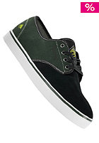 EMERICA Laced Baker Figueroa black/green/white