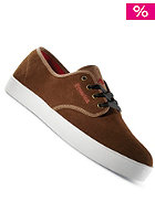 EMERICA Laced brown/red