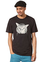 EMERICA My Other Cat S/S T-Shirt black