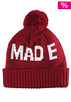 EMERICA Pom Beanie red