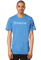 EMERICA Pure 12 S/S T-Shirt arctic blue