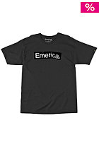 EMERICA Pure Sticker S/S T-Shirt black