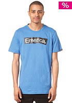 EMERICA Pure Sticker S/S T-Shirt blue