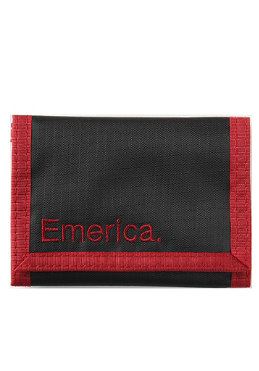 EMERICA Pure U.S. Wallet black/red
