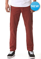 EMERICA Reynolds Slim Chino Pant rust