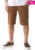 EMERICA Reynolds Slim Chino Short tobacco
