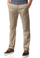 EMERICA Reynolds Straight Chino Pant tan