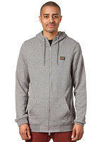 EMERICA Standard Issue 2.0 Hooded Zip Sweat grey/heather