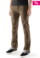EMERICA Standard Issue 5 Pocket Chino Pant brown