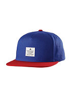 EMERICA Standard Issue Snapback Cap blue
